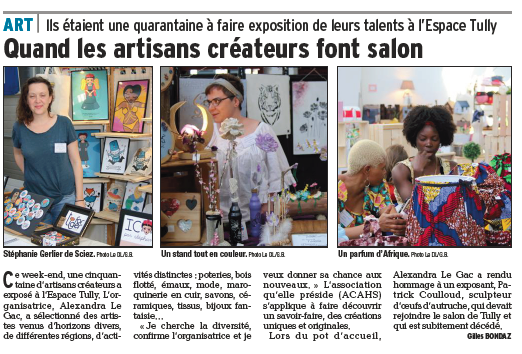 Article le dauphine libere 24 avril 2018