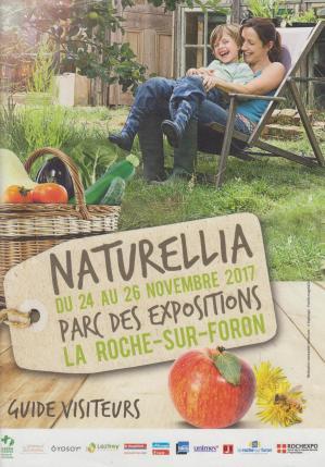 Livret Accueil Salon Naturellia